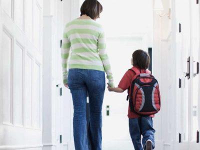 My Child Refuses To Go To School.