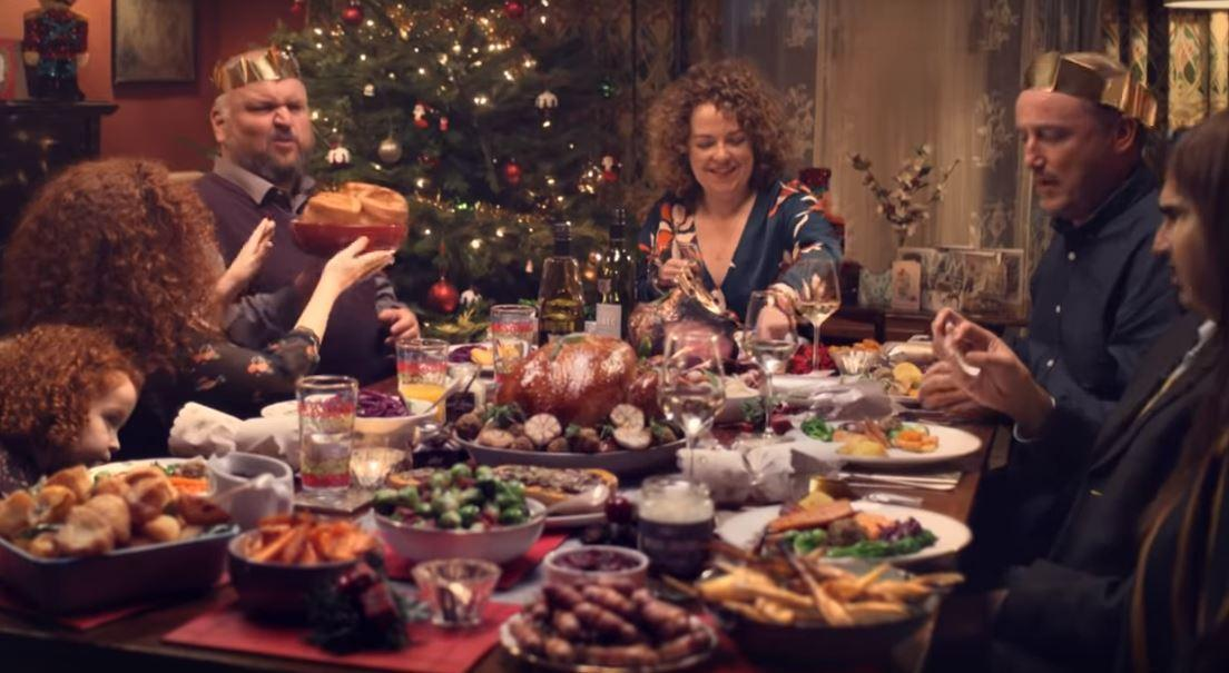 Tesco's christmas advert